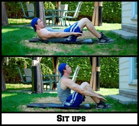 Justin Workout 1