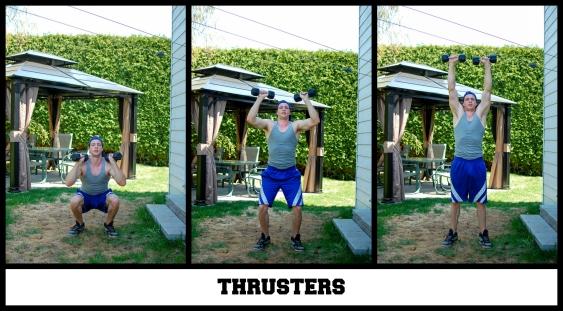 Justin Workout 6