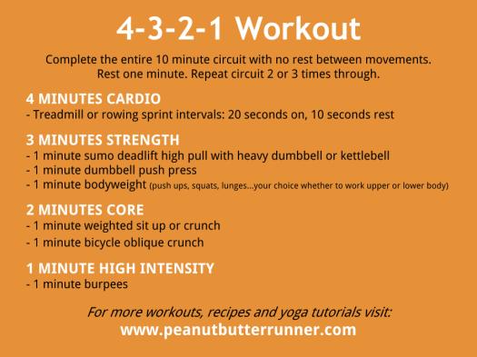 PBR workout