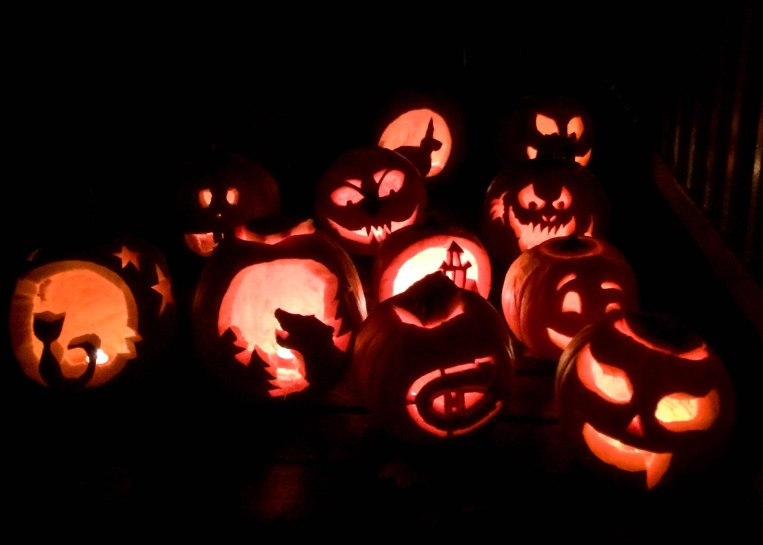 All the Pumpkins