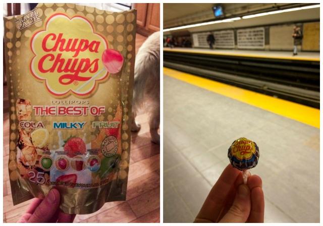 Chupa Chups Collage